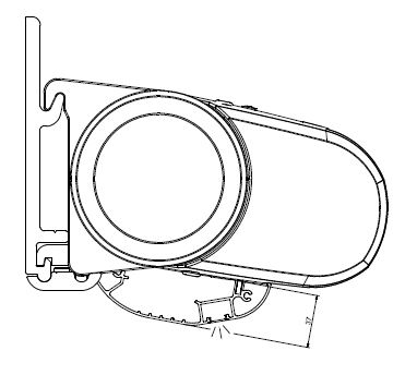 fino led light wandmontage