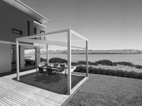 pergolasysteme markisen. Black Bedroom Furniture Sets. Home Design Ideas